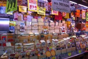 Mercado de Maravillas - Quesos