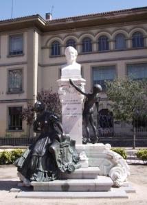 Monumento a Mesonero Romanos 1