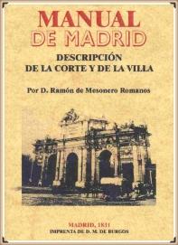 Manual de Madrid - Ramón de Mesonero Romanos
