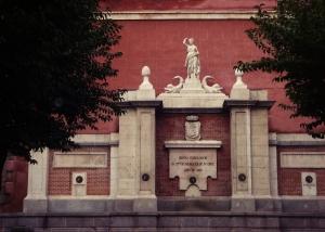 Plaza de la Cruz Verde - Fuente de Diana Cazadora
