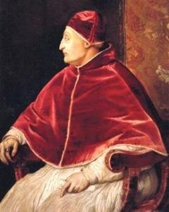 Retrato de Sixto IV