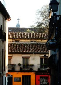 Casa a la malicia en la calle Noviciado (Barrio de Universidad)