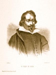 Cristóbal Gómez de Sandoval-Rojas y de la Cerda, I duque de Uceda