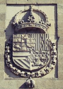 Escudo de Armas de Felipe II