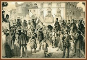 Felipe II y el traslado de la Corte a Madrid por C. Múgica