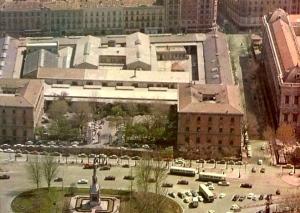 La Casa de la moneda en 1970