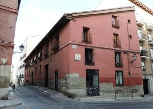 Casa a la Malicia en la calle de Los Mancebos (La Latina)