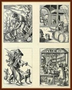 Los gremios y oficios en el siglo XVI 2
