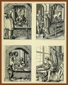 Los gremios y oficios en el siglo XVI