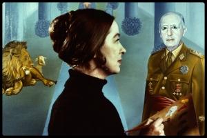 Margaret Modlin y Franco