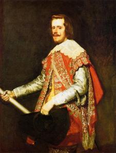 Retrato de Felipe IV en Fraga durante la Guerra dels Segadors - Velázquez