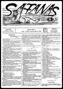 Revista satírica Satanas