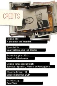 Una historia para los Modlin - Sergio Oksman