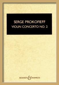 Concierto para Violín Nº 2 - Prokofiev