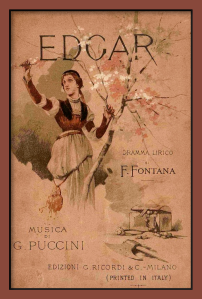 Edgar - Puccini