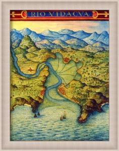 El Rio Bidasoa - Pedro Teixeira