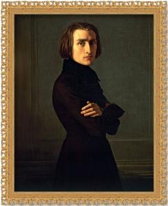 Ferenc Liszt en 1839 - Henri Lehmann