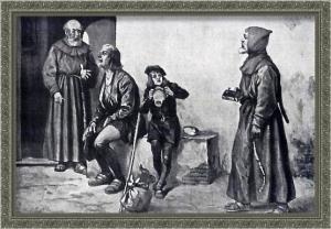 Fraile franciscano
