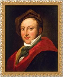 Gioachino Rossini en 1820