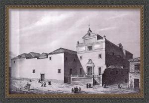 Iglesia y convento de capuchinos de la Paciencia de Cristo