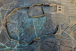 Las murallas del Madrid medieval