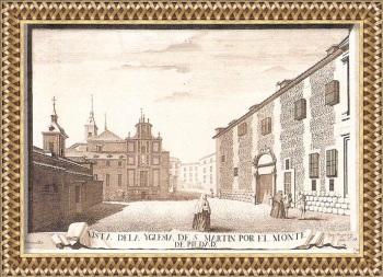 La Iglesia y el Convento de San Martín