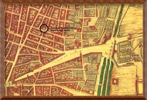 Topographia de la Villa de Madrid - Pedro Texeira (1656)