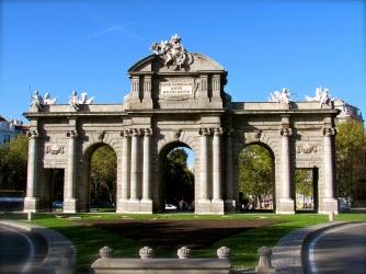 La Puerta de Alcalá (Foto Victoría Cuesta)