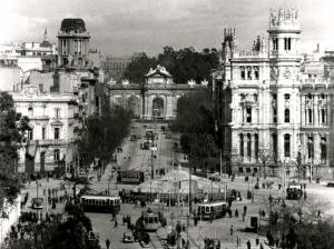Puerta de Alcalá - La perspectiva perdida