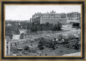 Cuesta de la Vega a principios del siglo XX
