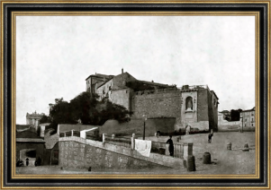 Cuesta de la Vega - Hacia 1875