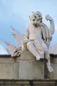 La Templanza - Fachada Este