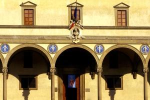 Ospedale degli Innocenti - Florencia