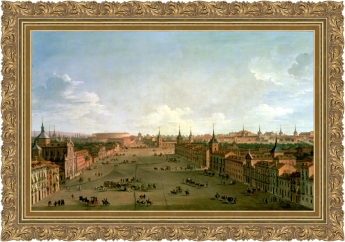 La calle de Alcalá hacia 1750 (Antonio Joli)