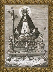 Nuestra Señora de la Soledad y las Angustias del convento de la Victoria