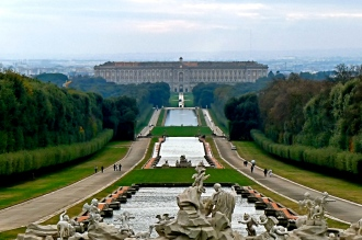 Palacio Real de Caserta (Nápoles)