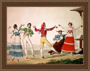 El baile del Fandango