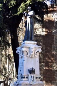 Monumentoa Lope de Vega