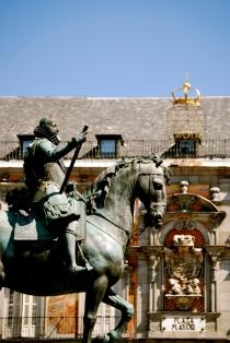 Estatua ecuestre de Felipe III