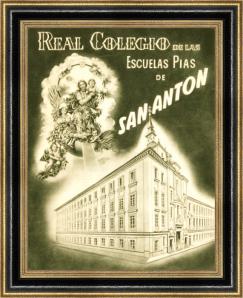 Real Colegio de las Escuelas Pias de San Antón