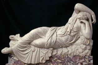 Anónimo italiano, Ariadna (Siglo XVIII)