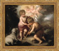 Bartolomé Esteban Murillo, Los niños de la concha (1670)