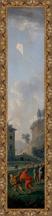 Claude-Joseph Vernet, La cometa (1782)
