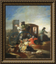 Francisco de Goya, El cacharero (1778)