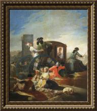 Francisco de Goya, El cacharero (1778)