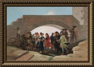 Francisco de Goya, La boda (1792)