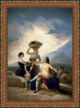 Francisco de Goya, La vendimia o El Otoño (1786)