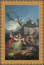 Francisco de Goya, Las lavanderas (1776-1780)