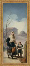 Francisco de Goya, Los pobres en la fuente (1786-87)