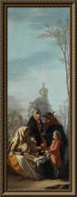 José del Castillo, La bollera de la fuente de la Puerta de San Vicente (1780)